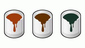 Color Scheme with #A03D0D #643200 #193529