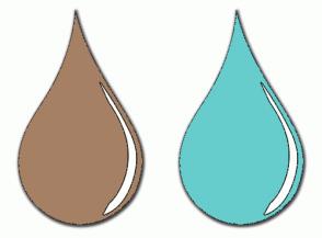 Color Scheme with #A68064 #66CCCC