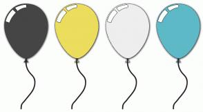 Color Scheme with #454545 #ECDD5D #EEEEEE #5EB9C7