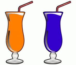 Color Scheme with #FF7F00 #3300CC