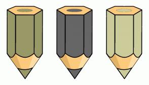 Color Scheme with #999967 #666666 #CCCC9A