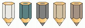 Color Scheme with #EBEAE2 #5C8284 #81817F #D2C1A2 #A69383