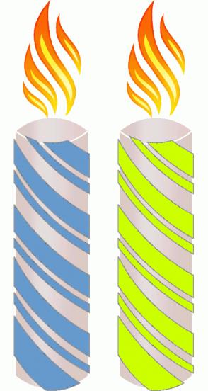 Color Scheme with #6699CC #CCFF00