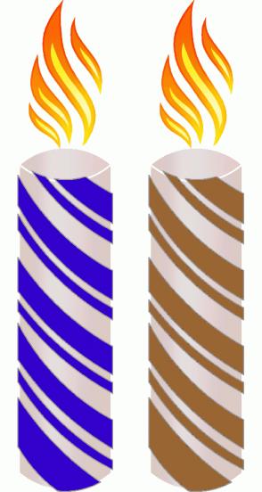 Color Scheme with #3300CC #996633