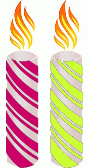 Color Scheme with #CC0066 #CCFF33