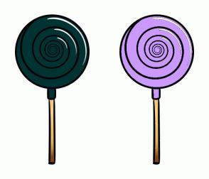 Color Scheme with #003333 #CC99FF