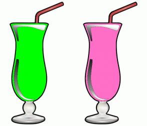 Color Scheme with #00FF00 #FF6EC7