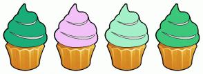 Color Scheme with #1AAD7A #F2C1F7 #A3F0C9 #3CC77A