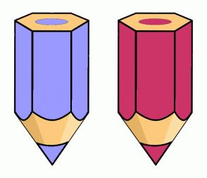 Color Scheme with #9999FF #CC3366