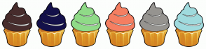 Color Scheme with #472C2C #14114A #90DB88 #F57F62 #969490 #A0DBDE