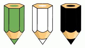 Color Scheme with #73AF59 #FFFFFF #000000