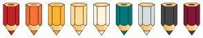 Color Scheme with #C22326 #F37338 #FDB632 #FFDB97 #FFF4DF #027878 #D4DDDD #464646 #801638