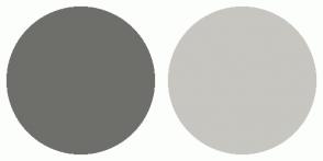 Color Scheme with #6E6E6B #C7C6C1