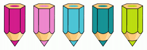 Color Scheme with #D31D8C #EE88CD #4DC5D6 #179396 #BCDD11