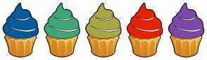 Color Scheme with #005B9A #3DA779 #A9A742 #E82102 #7A4AAA