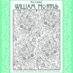 Pictura: Art Prints - William Morris inspired