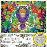 Johanna Basford jigsaw puzzles