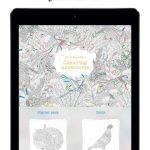 Millie Marotta coloring adventures app
