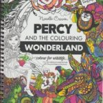 Percy and the Colouring Wonderland adult colouring book