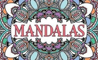 creative colouring mandalas
