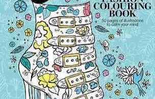shopping 304x195 - The Day of the Cat A Colouring Book - Adult Colouring Book Review