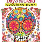 Day of the Dead - Adult Colouring Book