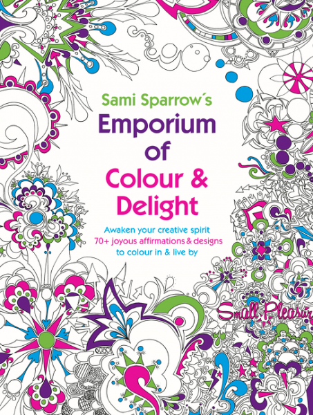 Emporium of Colour & Delight - Sami Sparrow