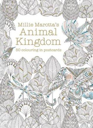 Animal Kingdom Postcards By Millie Marotta