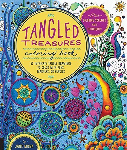 Tangled Treasures by Jane Monk