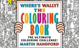 WheresWally 318x195 - The Jungle Book - A Colouring Book