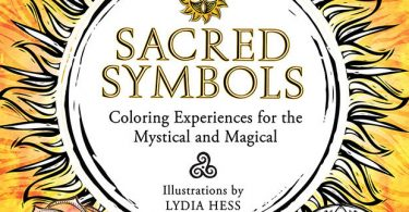 SacredSymbols 375x195 - Jasmine Becket- Griffith Coloring Book: A Fantasy Art Adventure