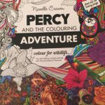 Percy cover 150x150 - The Curious Coloring Book - Faery Forest Review