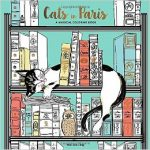 catsinparis 150x150 - Little Book of Colouring:  Patterns