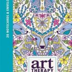 artherapynotecards 150x150 - The Garden of Earthy Delights - Adult Coloring Book Review