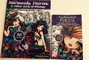 Coloring Books by Hannah Lynn
