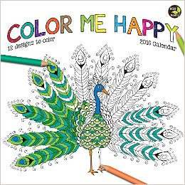 ColorMeHappy2016Calendar - Color Me Happy 2016 calendar