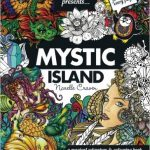PercyPresentsMysticIsland 150x150 - Color Me Wild - Color By Number Coloring Book