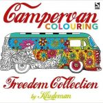 CampervanColouringBook 150x150 - The Garden of Earthy Delights - Adult Coloring Book Review