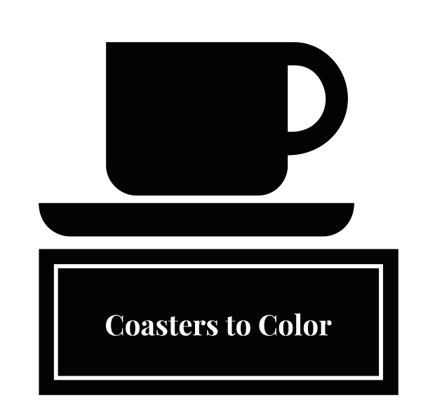 2 - Coasters to Color In - Review