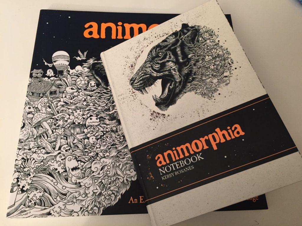 Animorphia series