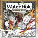 The Water Hole Coloring Book 150x150 - Magical Forest & Ballerina Theatre 3d Colourscapes  Coloring Book Review