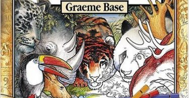 The Water Hole Coloring Book 375x195 - The One and Only Elephant Parade Postcard Colouring Book Review