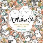 amillioncats 2 150x150 - Econeco - Animal Parade Magical Circus Coloring Book Review