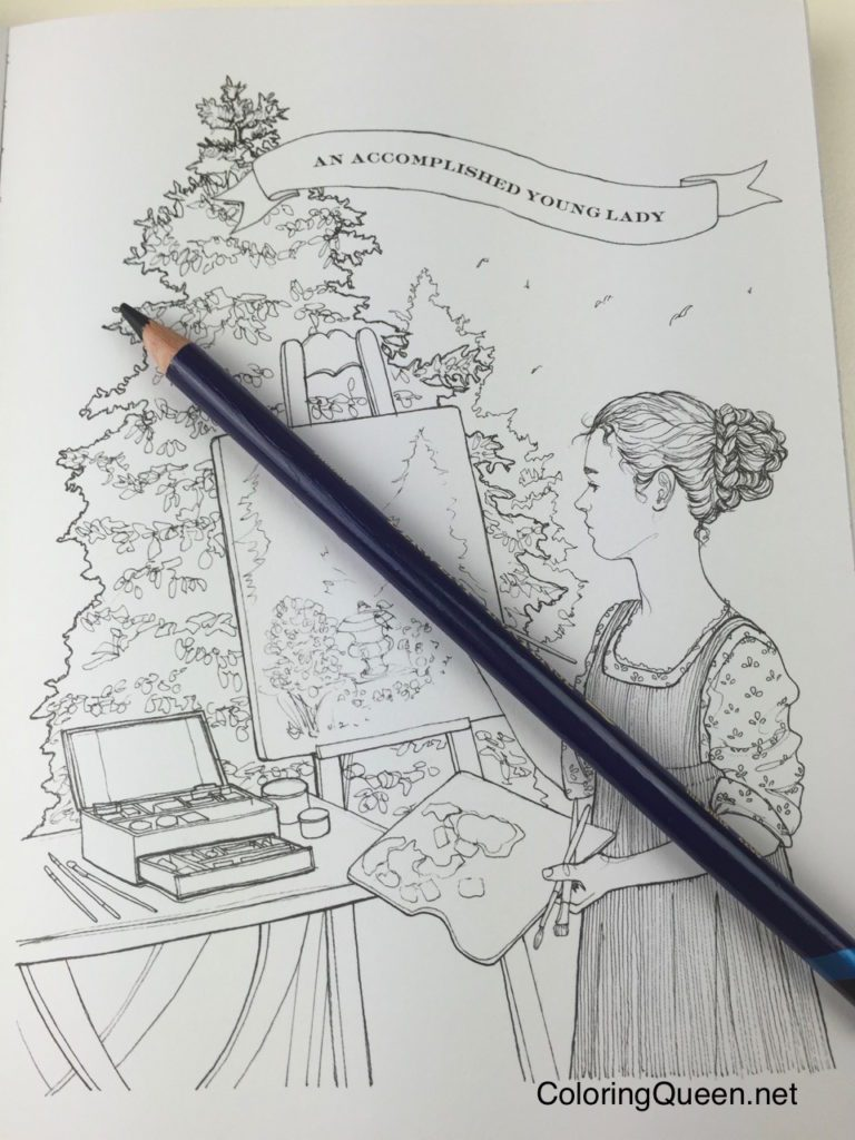 Jane Austen - Scene
