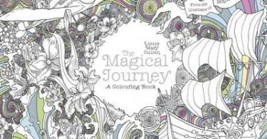 TheMagicalJourney 375x195 - Dazzling Dogs - Coloring Book Review