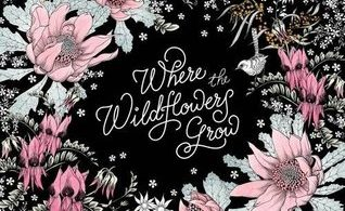 wherewildflowersgrow 318x195 - Color The Classics - Wizard of Oz Coloring Book