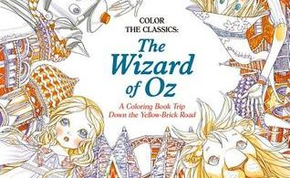 wizardofozcover 318x195 - Color Me Wild - Color By Number Coloring Book