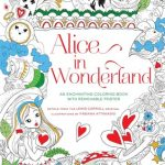 AliceinWonderland 150x150 - Zen Colouring Patterns - Adult Colouring Magazine Review