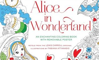 AliceinWonderland 318x195 - Peter Pan - An Enchanting Coloring Book Review - Fabiana Attansio