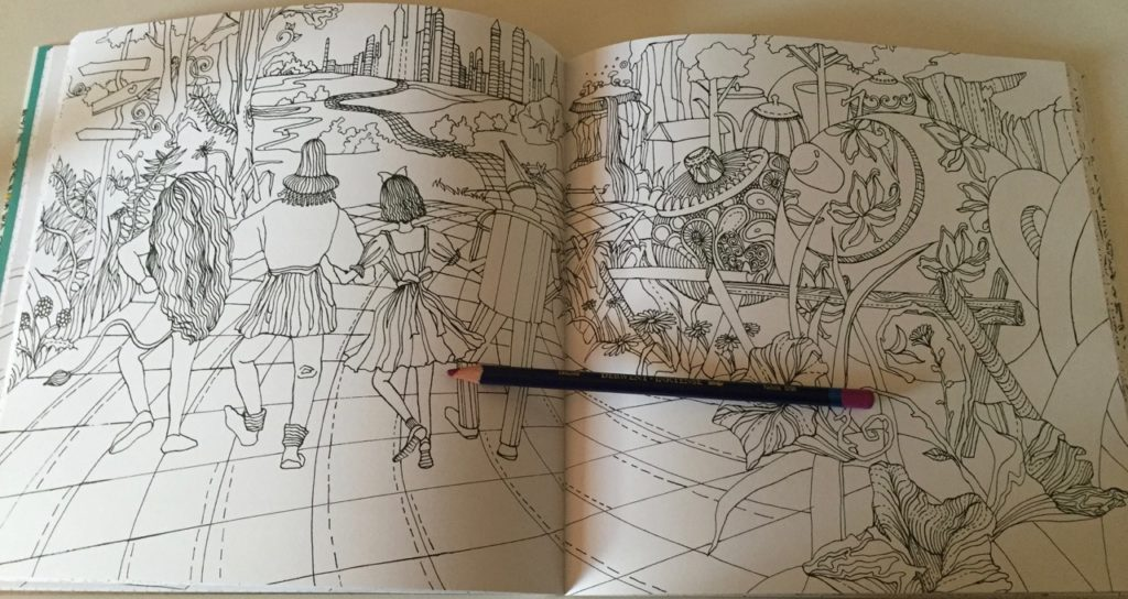Only Story Coloring Book Review